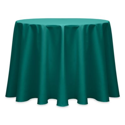 Buy Teal Indoor / Outdoor Tablecloth from Bed Bath & Beyond
