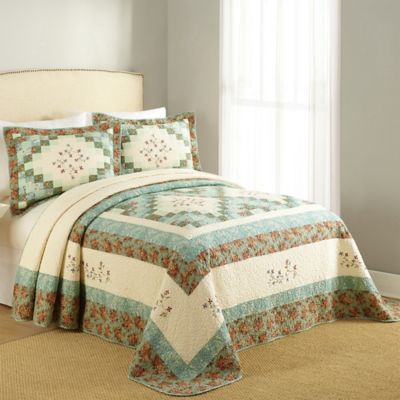 buy queen floral bedspreads from bed bath & beyond