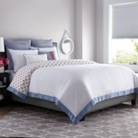 Real Simple® French Riviera Full/Queen Duvet Cover in White