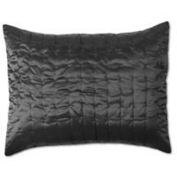 Villa Home Aura Standard Pillow Sham in Charcoal