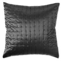 Villa Home Aura European Pillow Sham in Charcoal