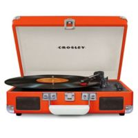 Crosley Cruiser Portable Turntable in Orange