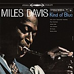 "Miles Davis ""Kind of Blue"" Vinyl LP"