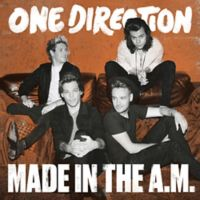 """One Direction """"Made in the A.M."""" Vinyl LP"""