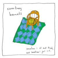 """Courtney Barnett """"Sometimes I Sit and Think, and Sometimes I Just Sit"""" Vinyl LP"""