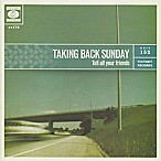 "Taking Back Sunday ""Tell All Your Friends"" Vinyl LP"