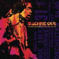 "Jimi Hendrix ""Machine Gun"" Vinyl LP"