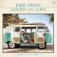 """Jake Owen """"American Love"""" Vinyl LP"""