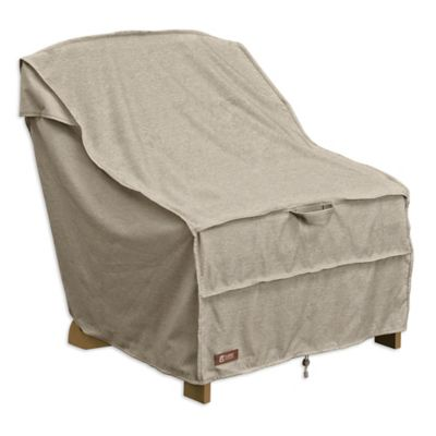 Etonnant Classic Accessories® Montlake Adirondack Patio Chair Cover In Grey