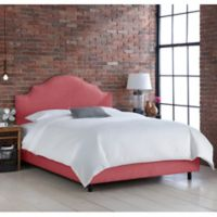 Skyline Furniture Sheffield California King Bed in Groupie Azalea
