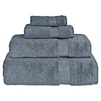 DKNY Mercer Bath Sheet in Denim