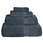 DKNY Mercer Hand Towel in Charcoal