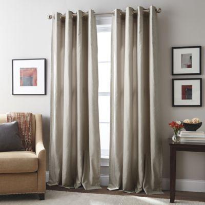 buy mushroom curtain panels from bed bath beyond