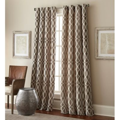 Buy Charcoal Color Curtains from Bed Bath & Beyond