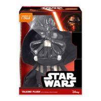 Star Wars™ Darth Vader Deluxe Talking Plush Toy