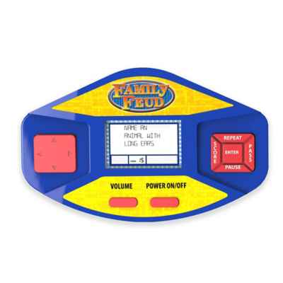 Family Feud Handheld Mini Arcade Game