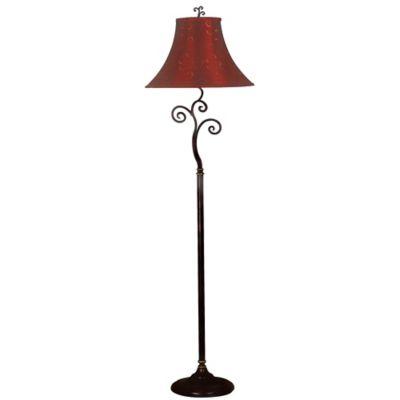 High Quality Kenroy Home Richardson Floor Lamp