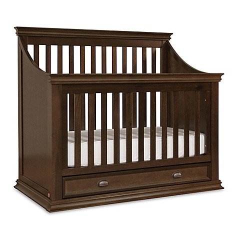 Franklin Amp Ben Mason 4 In 1 Convertible Crib With Toddler