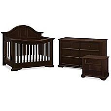 Million Dollar Baby Classic Tilsdale Nursery Furniture Collection In Rich  Walnut