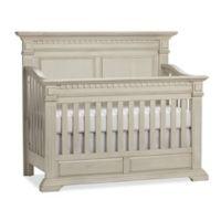 Kingsley Venetian 4-in-1 Convertible Crib in White