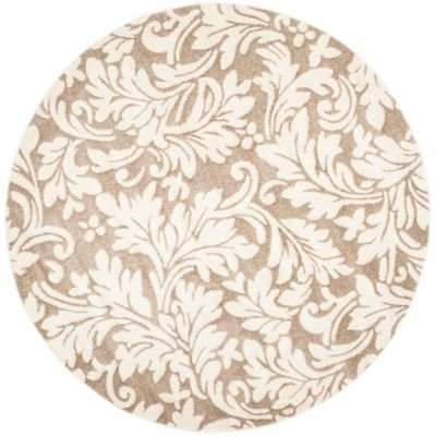 Safavieh Amherst Vinca Indoor/Outdoor 7 Foot X 7 Foot Area Rug In