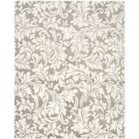Safavieh Amherst Vinca Indoor/Outdoor 8-Foot x 10-Foot Area Rug in Dark Grey
