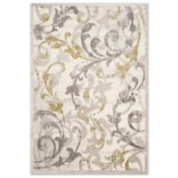 Safavieh Amherst Vinery Indoor/Outdoor 9-Foot x 12-Foot Area Rug in Ivory