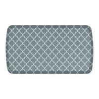 GelPro® Elite Decorator Lattice 20-Inch x 36-Inch Kitchen Mat in Grey