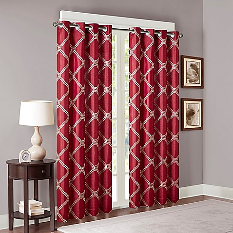 Buy Bombay 174 Teramo 84 Inch Grommet Window Curtain Panel In