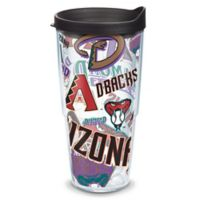 Tervis® MLB Arizona Diamondbacks 24 oz. All Over Wrap Tumbler with Lid