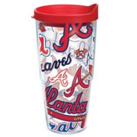 Tervis® MLB Atlanta Braves 24 oz. All Over Wrap Tumbler with Lid