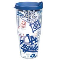 Tervis® MLB Los Angeles Dodgers 24 oz. All Over Wrap Tumbler with Lid