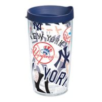 Tervis® MLB New York Yankees 16 oz. All Over Wrap Tumbler with Lid