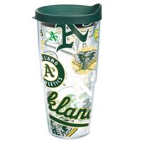 Tervis® MLB Oakland Athletics 24 oz. All Over Wrap Tumbler with Lid