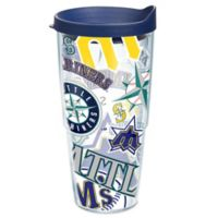 Tervis® MLB Seattle Mariners 24 oz. All Over Wrap Tumbler with Lid
