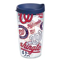 Tervis® MLB Washington Nationals 16 oz. All Over Wrap Tumbler with Lid