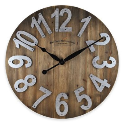Buy Large Decorative Wall Clocks from Bed Bath & Beyond