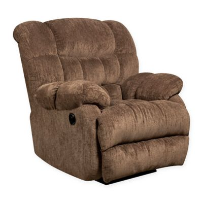 Flash Furniture Columbia Push-Button Power Recliner in Mushroom  sc 1 st  Bed Bath \u0026 Beyond & Buy Ultimate Recliners from Bed Bath \u0026 Beyond islam-shia.org