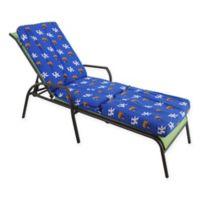 NCAA University of Kentucky 3-Piece Chaise Lounge Cushion