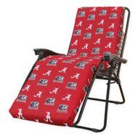 NCAA University of Alabama 3-Piece Chaise Lounge Cushion