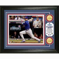MLB Chicago Cubs 2016 World Series Champions MVP Photo Mint