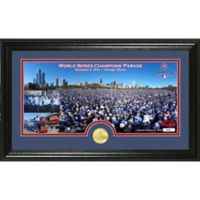 MLB Chicago Cubs 2016 World Series Champions Parade Photo Mint