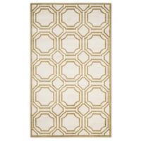 Safavieh Amherst 5-Foot x 8-Foot Ferry Area Rug in Ivory