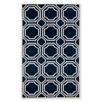 Safavieh Amherst 6-Foot x 9-Foot Ferry Area Rug in Navy