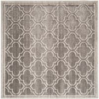 Safavieh Amherst 9-Foot x 9-Foot Clove Indoor/Outdoor Area Rug in Grey/Light Grey