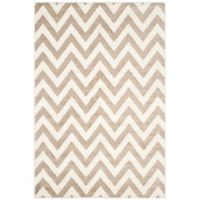 Safavieh Amherst 5-Foot x 8-Foot Chevy Area Rug in Wheat
