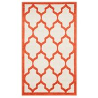 Safavieh Amherst 2-Foot 6-Inch x 4-Foot Whirl Area Rug in Beige