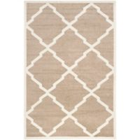Safavieh Amherst 5-Foot x 8-Foot Festival Area Rug in Wheat