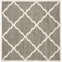 Safavieh Amherst 7-Foot x 7-Foot Festival Area Rug in Dark Grey