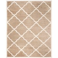 Safavieh Amherst 8-Foot x 10-Foot Festival Area Rug in Wheat